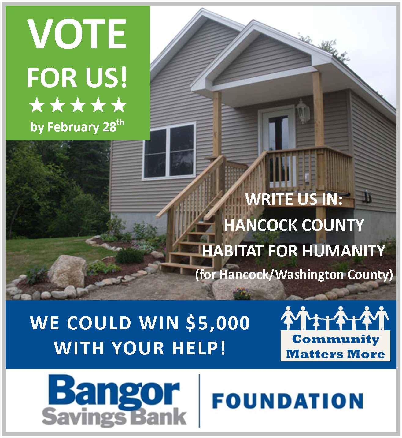 Community Matters More 2017 Voting Image Home