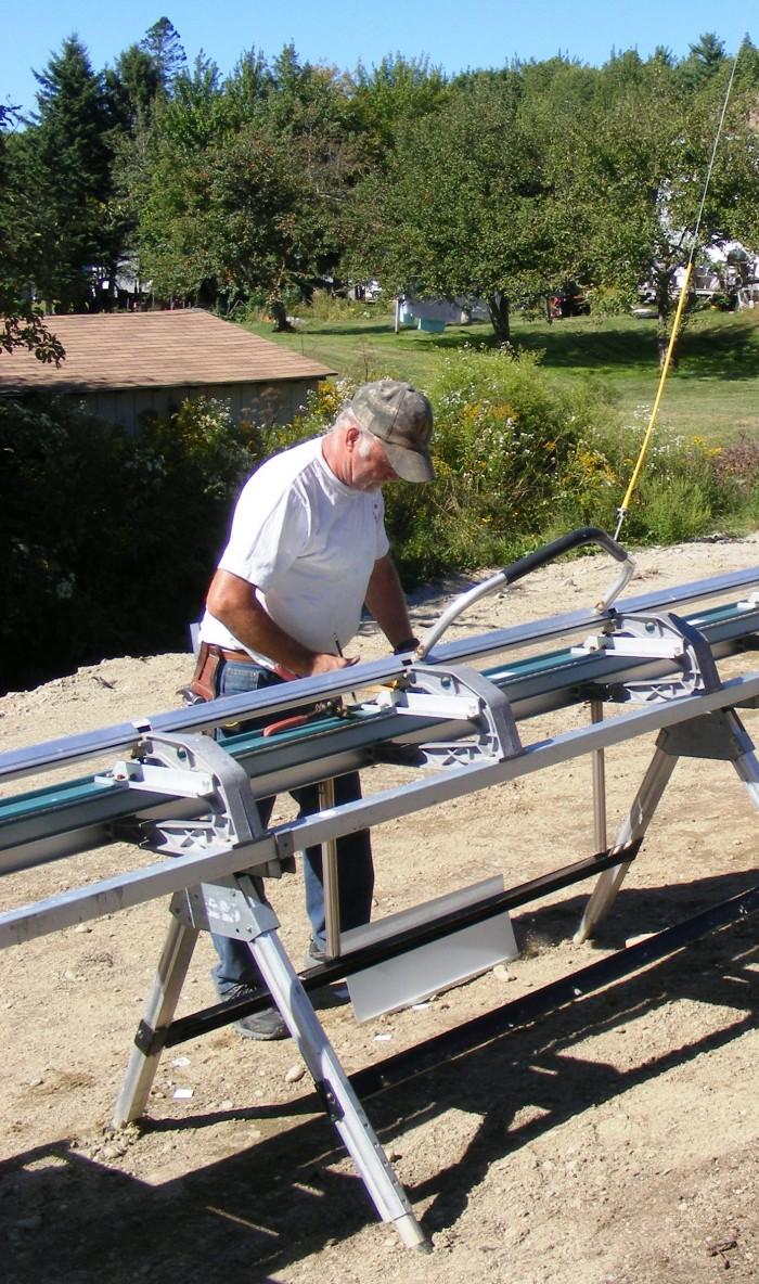 Stan Leach, Builder