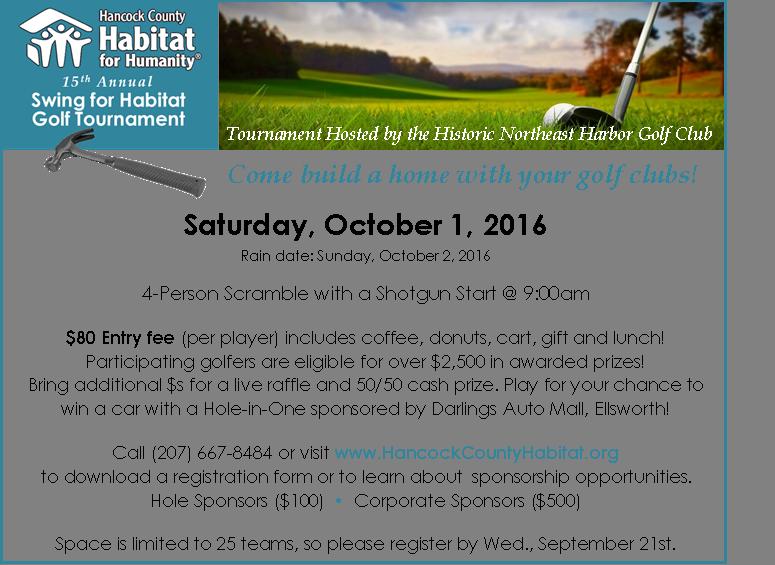 Golf Postcard Image 2016 for FB etc. Home