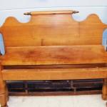 Twin bed headboard and footboard w rails 150x150 ReStore